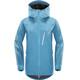 Haglöfs W's Niva Jacket Blue Fox